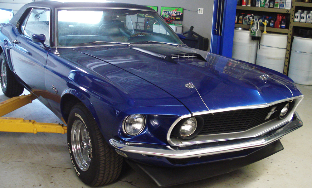 clasic and muscle car repair